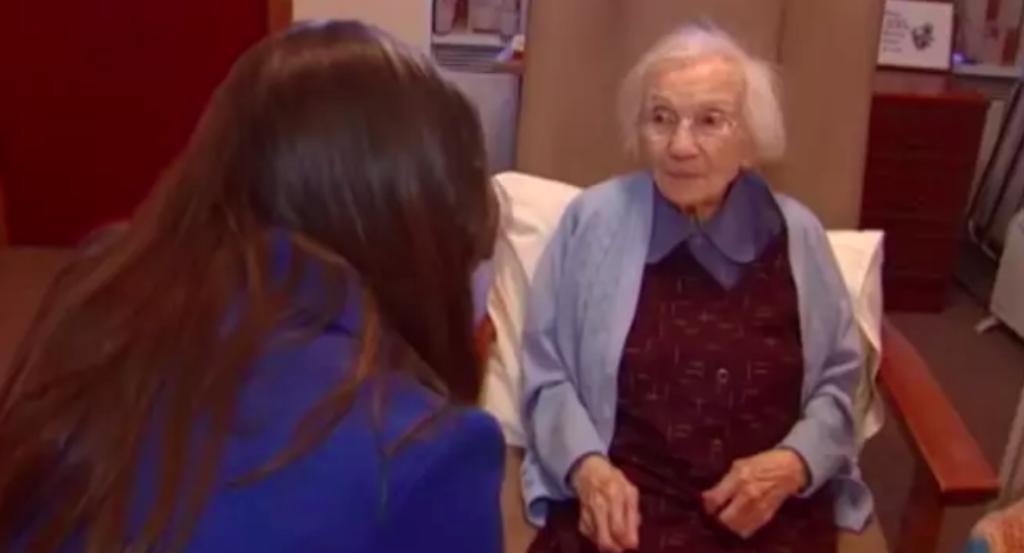 Jessie Gallan najstarsza kobieta w Szkocji
