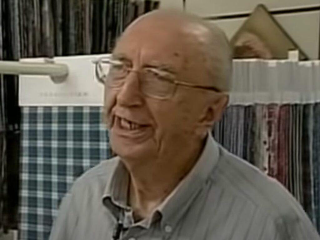 Walter Orthmann.