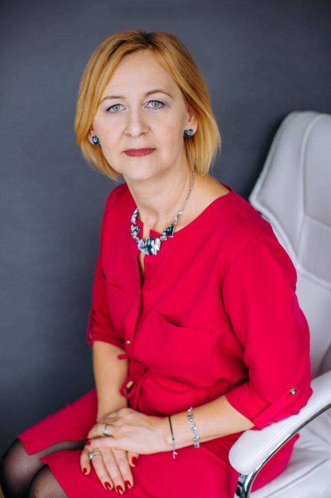 Anna Kupiecka, prezes Fundacji OnkoCafe