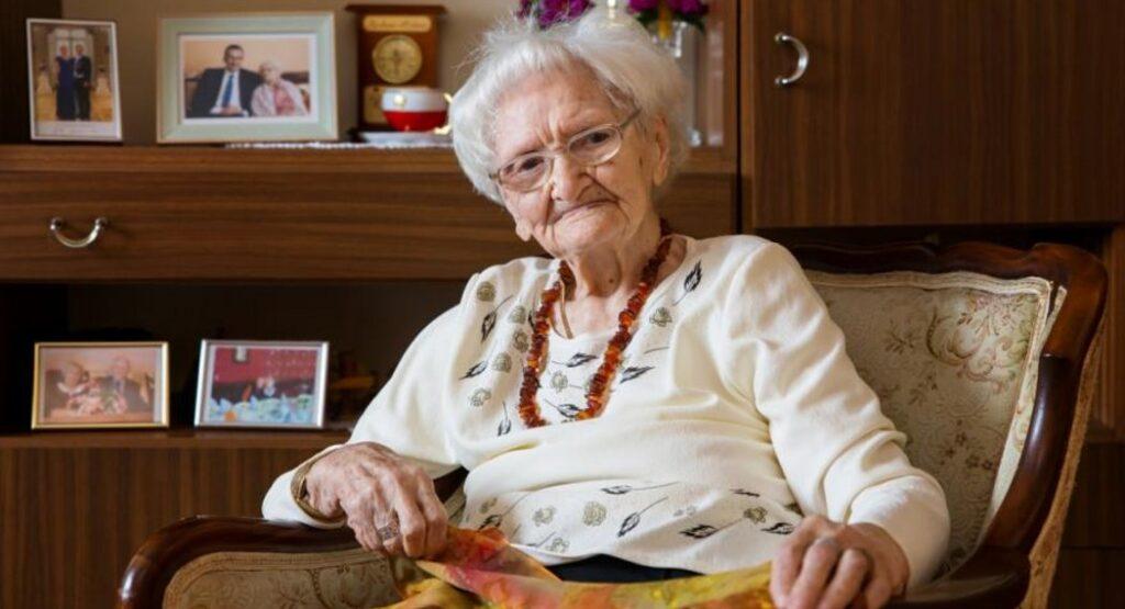 Dzisiaj skończyła 114 lat - najstarsza Polka