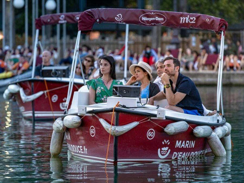 Ludzie na łodzi. Kino istniało tylko jedną noc