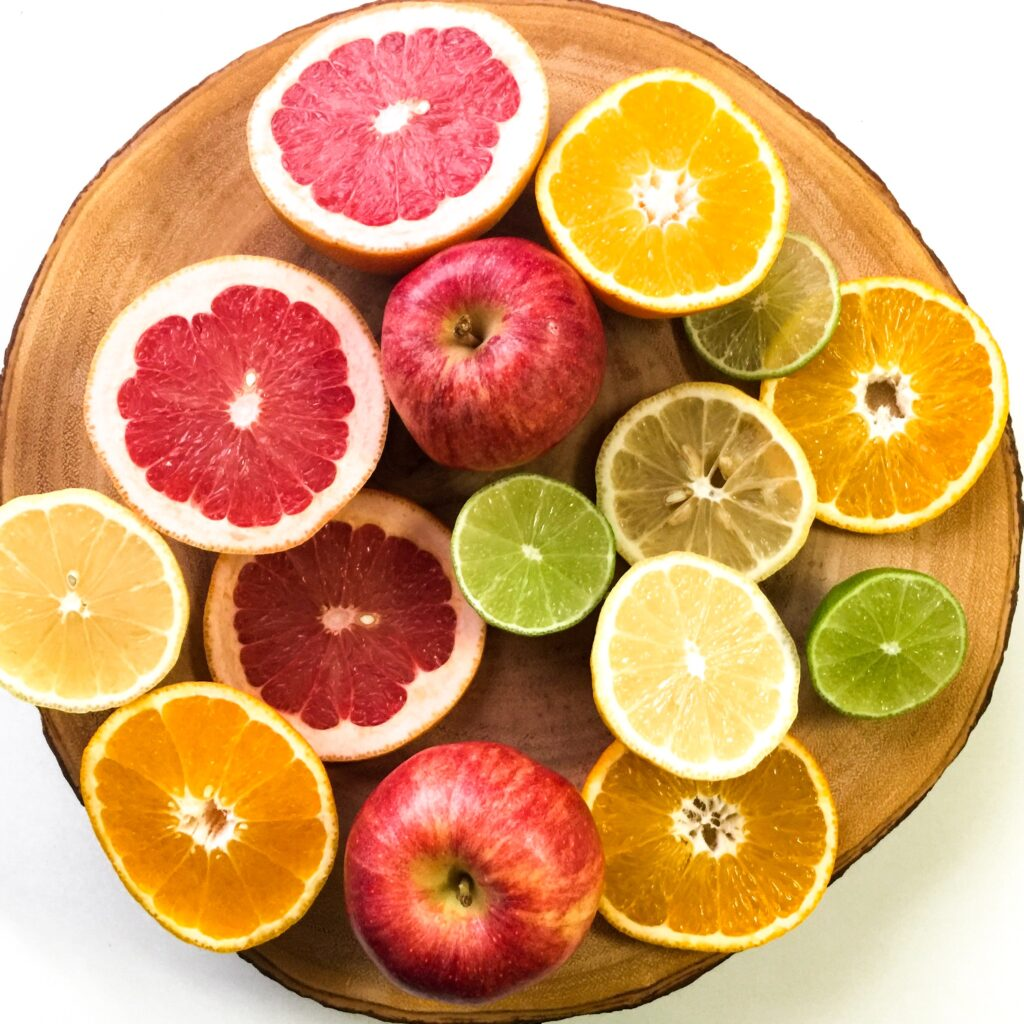 Co to jest odporność  - owoce dla uzupełnienia niezbędnych witamin i mikroelementów