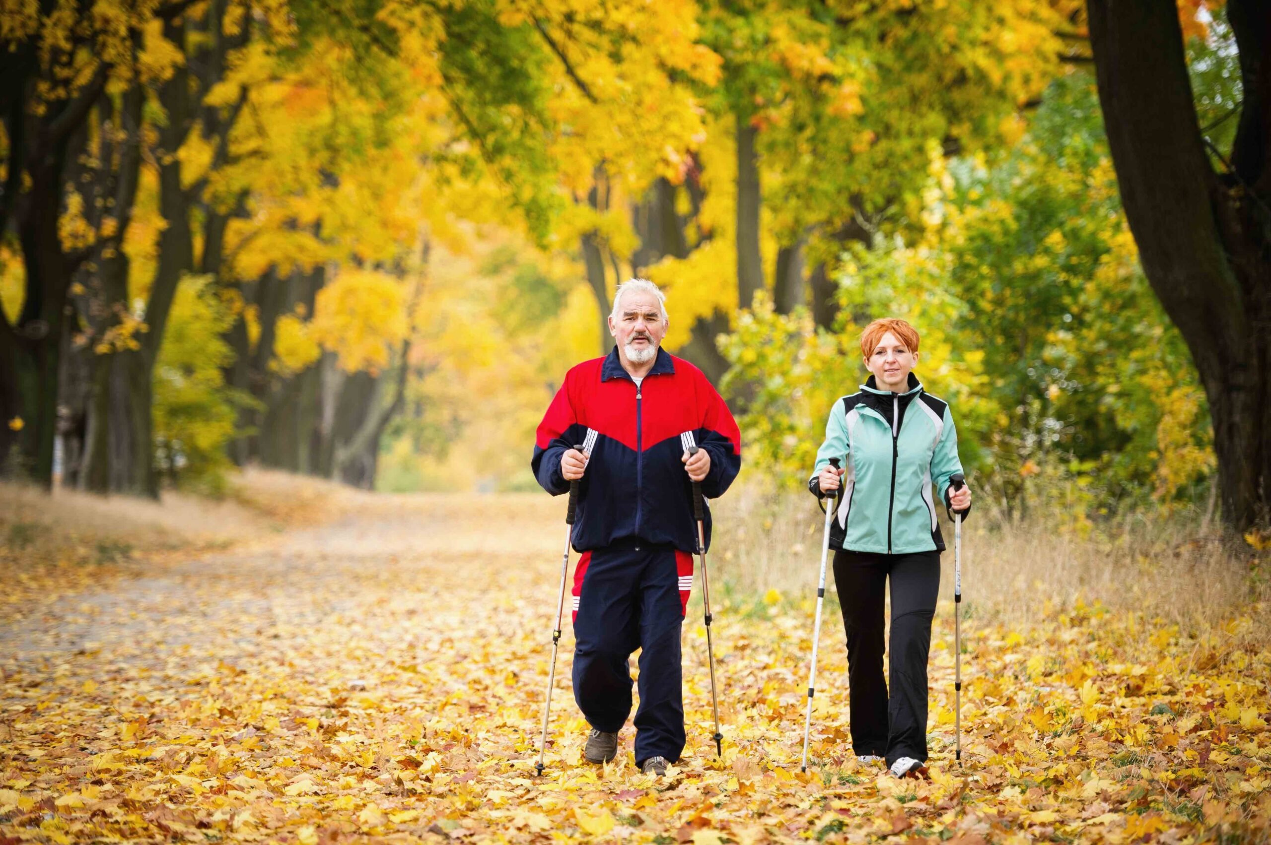 spacer jest zdrowy