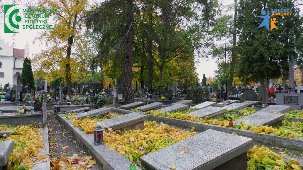 cmentarz w Wilanowie
