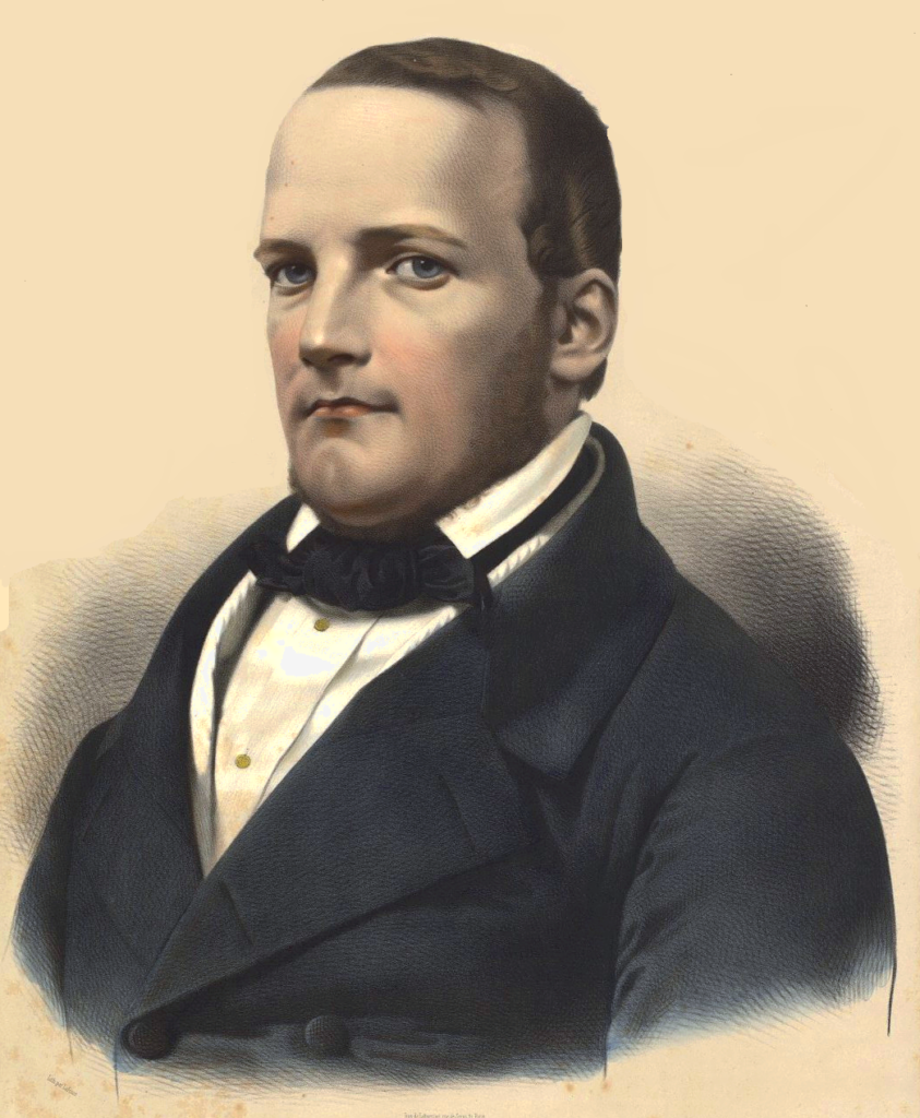 Stanisław Moniuszko, Adolphe Lafosse (około 1810-1879).