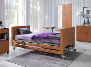 łóżko dla seniora